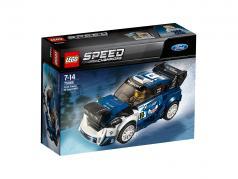 LEGO® Speed Champions Ford Fiesta M-Sport WRC #2