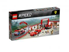 LEGO® Speed Champions Ferrari Ultimate Garage