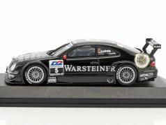 Klaus Ludwig Mercedes-Benz CLK #5 DTM 2000 team AMG 1:43 Minichamps