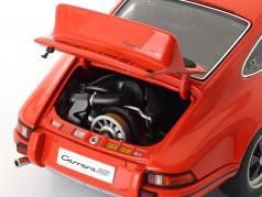 Porsche 911 Carrera RS 2.7 year 1973 orange 1:18 AUTOart