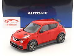 Nissan Juke R 2.0 Baujahr 2016 rot 1:18 AUTOart