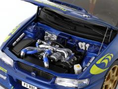 Subaru Impreza S3 WRC #4 gagnant Rallye Monte Carlo 1997 Liatti, Pons 1:18 AUTOart