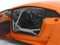 Lamborghini Huracan LP620-2 Super Trofeo anno di costruzione 2016 arancione metallico 1:18 AUTOart