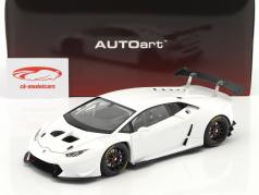 Lamborghini Huracan LP620-2 Super Trofeo année de construction 2016 blanc 1:18 AUTOart