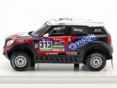 Mini All4 Racing #313 Rally Dakar 2016 Garafulic, Palmeiro 1:43 TrueScale