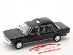 Fiat 130 papamobile nero 1:43 Altaya