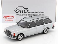 Mercedes-Benz 280TE AMG (S123) year 1982 silver 1:18 OttOmobile