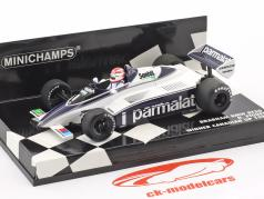 Nelson Piquet Brabham BT50 #1 Winner Canadian GP formula 1 1982 1:43 Minichamps