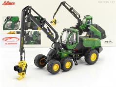 John Deere 1270G 6W Harvester green 1:32 Schuco