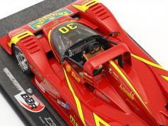 Ferrari 333 SP #30 Winner 3h Watkins Glen IMSA 1994 Salazar, Moretti 1:18 BBR