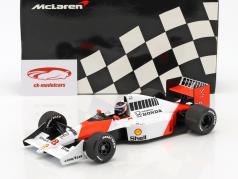 Gerhard Berger McLaren MP4/5B #28 formula 1 1990 1:18 Minichamps