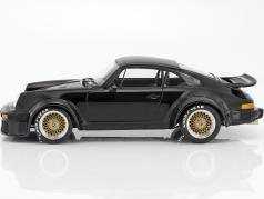 Porsche 934 year 1976 black 1:12 Minichamps