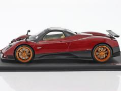 Pagani Zonda F red metallic / black 1:18 TrueScale