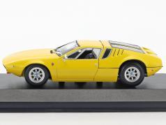 De Tomaso Mangusta year 1967 yellow 1:43 Minichamps