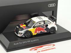 Audi S1 EKS RX Quattro #1 WRX 2017 Matthias Ekström 1:43 Spark