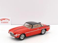 Ferrari 212 Inter Coupe Vignale année de construction 1953 rouge / noir 1:18 Matrix