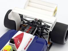 Ayrton Senna Toleman TG184 #19 formule 1 1984 1:18 Minichamps