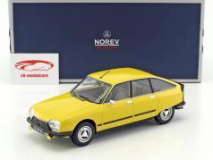 Citroen GS X3 ano de construção 1979 amarelo 1:18 Norev