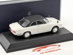Mazda Luce Rotary Coupe ano de construção 1969 branco / preto 1:43 Norev