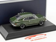 Mazda Savanna RX-3 Coupe ano de construção 1972 escuro verde 1:43 Norev