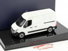 Renault Master van ano de construção 2014 branco 1:43 Norev