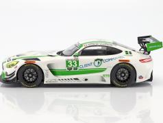 Mercedes-Benz AMG GT3 #33 24h Daytona 2017 Riley Motorsports - Team AMG 1:18 Norev