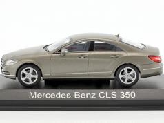 Mercedes-Benz CLS 350 CGI year 2010 gray metallic 1:43 Norev
