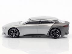 Peugeot Exalt Concept Car Salon de Paris 2014 silver metallic / Gray metallic 1:64 Norev