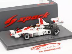 Tony Brise Hill GH 1 #23 Schweden GP Formel 1 1975 1:43 Spark