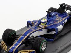 Marcus Ericsson Sauber C36 #9 China GP Formel 1 2017 1:43 Spark