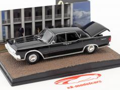 Lincoln Continental James Bond Goldfinger black 1:43 Altaya
