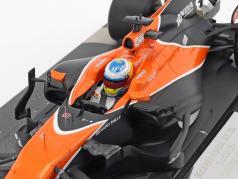 Fernando Alonso McLaren MCL32 #14 China GP Formel 1 2017 1:18 Minichamps