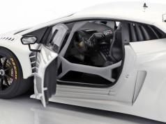 Lamborghini Huracan GT3 année de construction 2015 blanc 1:18 AUTOart