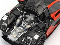 McLaren P1 année de construction 2013 volcan orange métallique 1:18 AUTOart