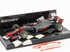 Kevin Magnussen Haas VF-17 #20 spanish GP formula 1 2017 1:43 Minichamps