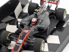 Kevin Magnussen Haas VF-17 #20 Spanish GP Formel 1 2017 1:43 Minichamps