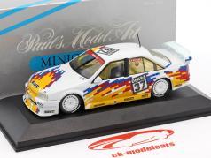 Opel Omega A 3000 V24 Evo 500 #37 Test Car DTM 1991 Volker Strycek 1:43 Minichamps