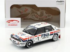 Lancia Delta Integrale 16V #1 Tour de Corse 1991 Occelli, Auriol 1:18 Solido