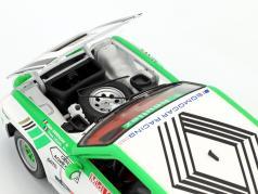 Renault R5 Turbo Gr. B #6 Rally de Lozere 1985 Serpaggi, Legal 1:18 Solido