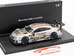 Mercedes-Benz AMG C63 DTM #6 DTM 2016 Robert Wickens 1:43 RMZ