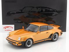 Porsche 911 (930) Turbo Baujahr 1977 orange metallic 1:12 Minichamps
