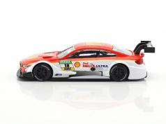BMW M4 DTM #18 DTM 2015 Augusto Farfus 1:64 BMW