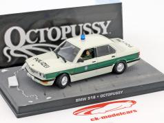 James Bond BMW 518 Polizia Octopussy 1:43 Ixo