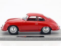 Porsche 356A year 1955 red 1:18 BBR