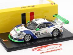 Porsche 911 GT3 R #911 24h Spa 2017 Herberth Motorsport 1:43 Spark