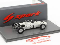 Graham Hill Matra MS5 #28 GP de Reims formula 2 1966 1:43 Spark