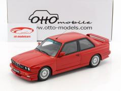 BMW E30 M3 year 1989 brilliant red 1:18 OttOmobile