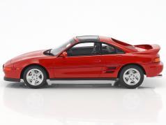 Toyota MR2 Baujahr 1992 super rot 1:18 OttOmobile