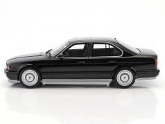 BMW E34 M5 Phase I year 1989 black 1:18 OttOmobile