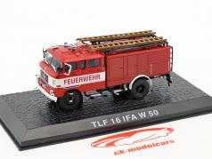 IFA W50 TLF16 vigili del fuoco Falkensee 1:72 Altaya